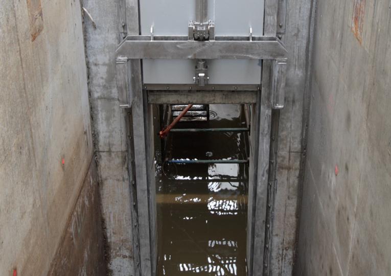Fishlock Gate