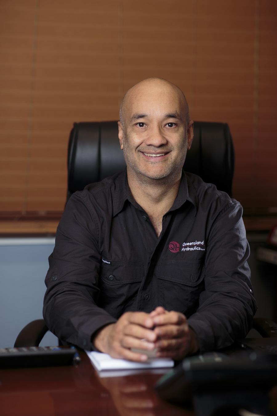 Jeff Managing Director
