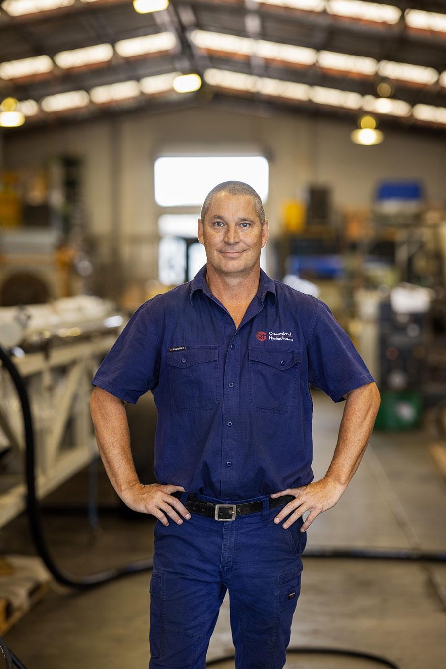 Paul Qld Hydraulics